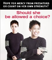 Are you pro-choice?